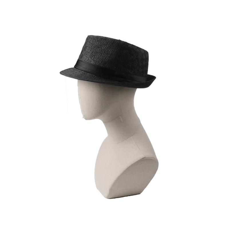 18 Summer Cowboy Hat Straw Hat Cappello Leisure Beach Visor Women Hat Hoeden Voor Mannen chapeau de paille femme Hats Caps Men 9