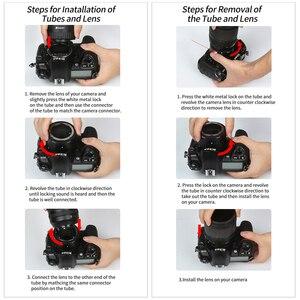 Image 4 - TIRER Autofocus Dextension Macro Anneau de Tube pour Nikon D5600 D5500 D5300 D7200 D7100 D3400 D3300 D3200 D3100 D610 D90 Accessoires