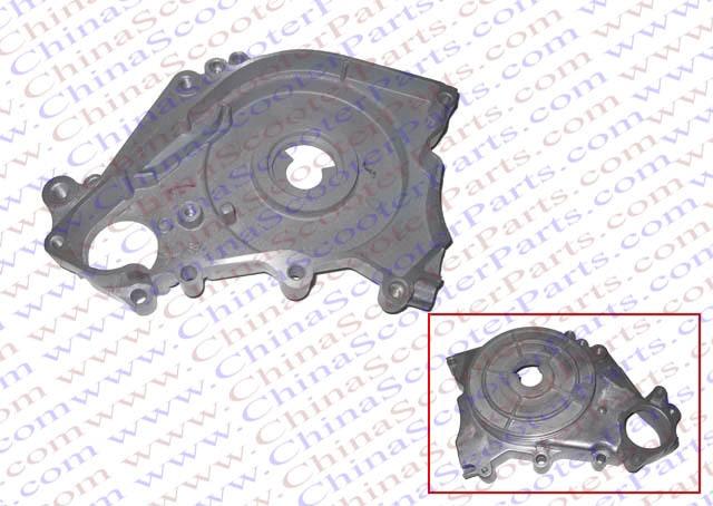 Adroit Couvercle Intérieur Latéral De Magnétor De Moteur 50cc 70cc 110cc 125cc Taotao Zongshen Lifan Pièces De Vélo De Fosse Pièces De Quad Atv
