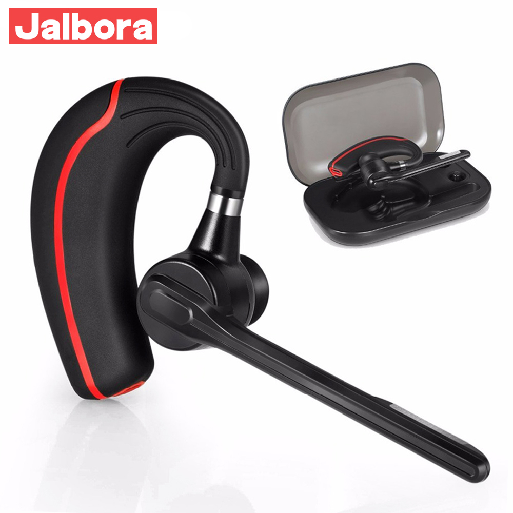 Newest Bluetooth Wireless Headset CSR 4.1 Bluetooth Handsfree Noise Cancelling Wireless Earphone Headphone with Mic for Phone PC