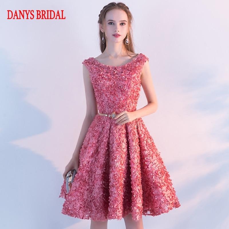 Asombroso Vestido Largo O Corto Para El Prom Regalo - Colección del ...