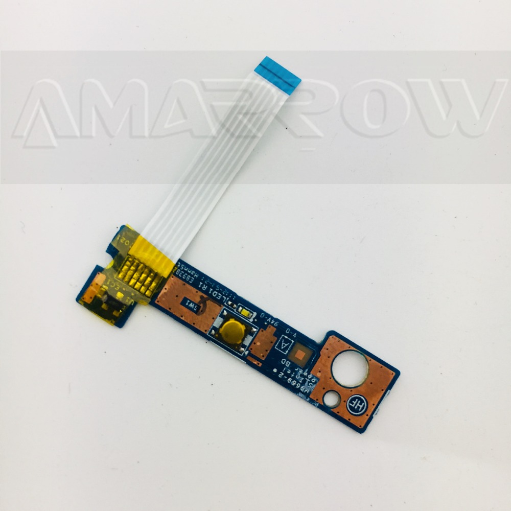 Original Free Shipping For HP 4520S 4525S Power Button Board Switch Board 50.4GK06.001 50.4GK06.011