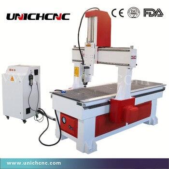 Máquina enrutadora cnc de carpintería de fácil operación