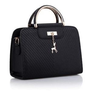 Image 5 - FGJLLOGJGSO ใหม่ 2019 Lady Tote กระเป๋าถือหรูผู้หญิงออกแบบกระเป๋า Crossbody สำหรับกระเป๋า Messenger ผู้หญิงกระเป๋าสะพายกระเป๋าถือผู้หญิง