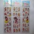 Novo estilo Bakugan dos desenhos animados Personas bolha adesivos, 3D Bakugan DIY adesivos de parede, Para crianças brinquedo de presente de aniversário etiqueta frete grátis