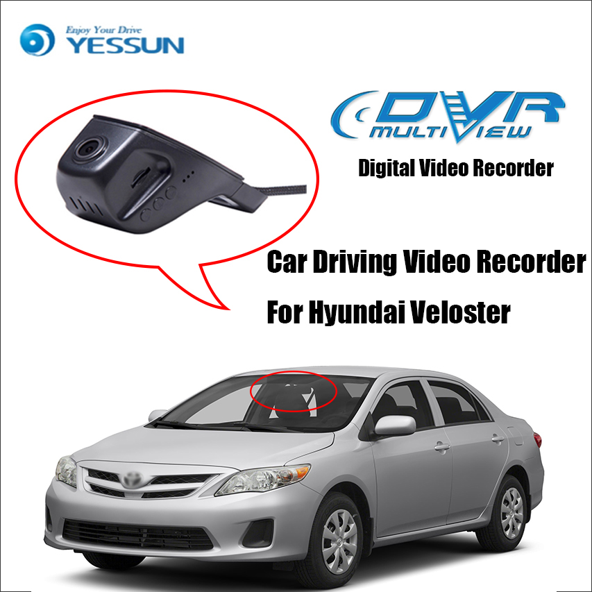 YESSUN voor Toyota Corolla Novatek 96658 Registrator Dash Cam - Auto-elektronica