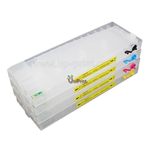 Refillable Ink Cartridge For Epson B300 B500DN B310DN B510DN B300DN 500DN 308DN Printer With Resettable Chip