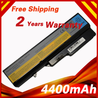 10 8v Battery For LENOVO G460 G465 G475A G475GL G575 G570 B470 G470 G560 G565 G570
