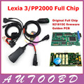 A+Quality Good Board Lexia3 Full Set Serial 921815C Diagbox V7.56 Lexia 3 V47 PP2000 V24 Full Chip for Auto DiagnostIc Tool
