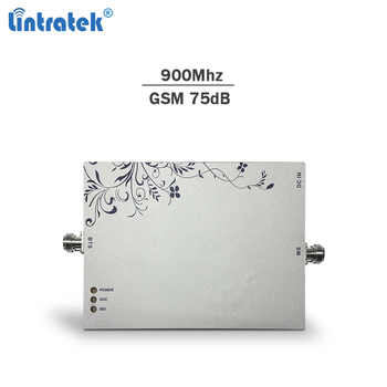 Lintratek signal booster GSM 900Mhz 75dBi AGC&MGC cellphone gsm repeater 3g network booster mobile signal amplifier only#7.3 - DISCOUNT ITEM  27% OFF All Category