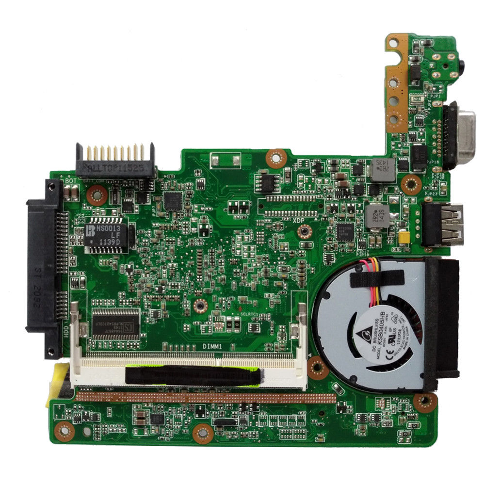 For Asus Eee PC 1015PX REV1.4G Laptop Motherboard System Board Main Board Mainboard Card Logic Board Tested Well Motherboard