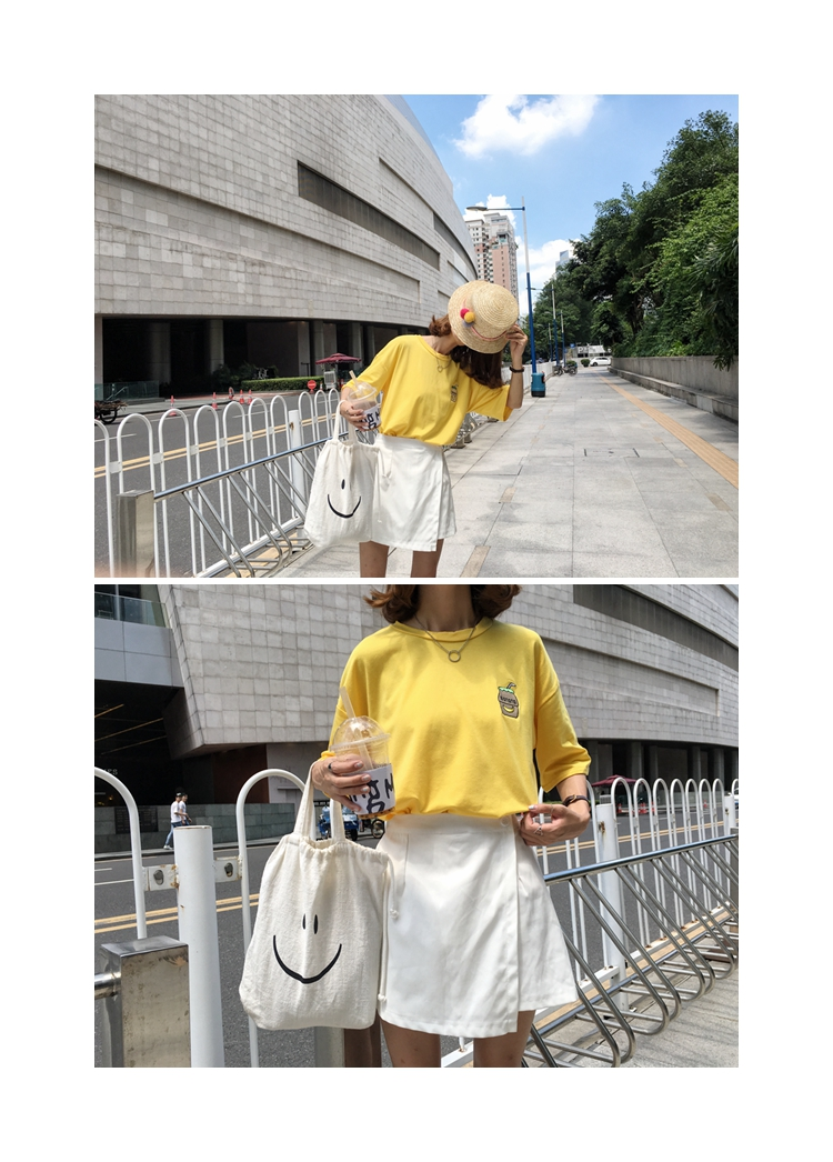 HTB1SVMAKFXXXXcAXVXXq6xXFXXXT - Summer New Cute Banana Milk Embroidered T-shirts PTC 192