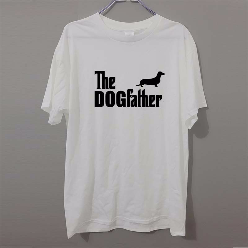 """""""THE DOGFATHER"""" T-shirt 10"""