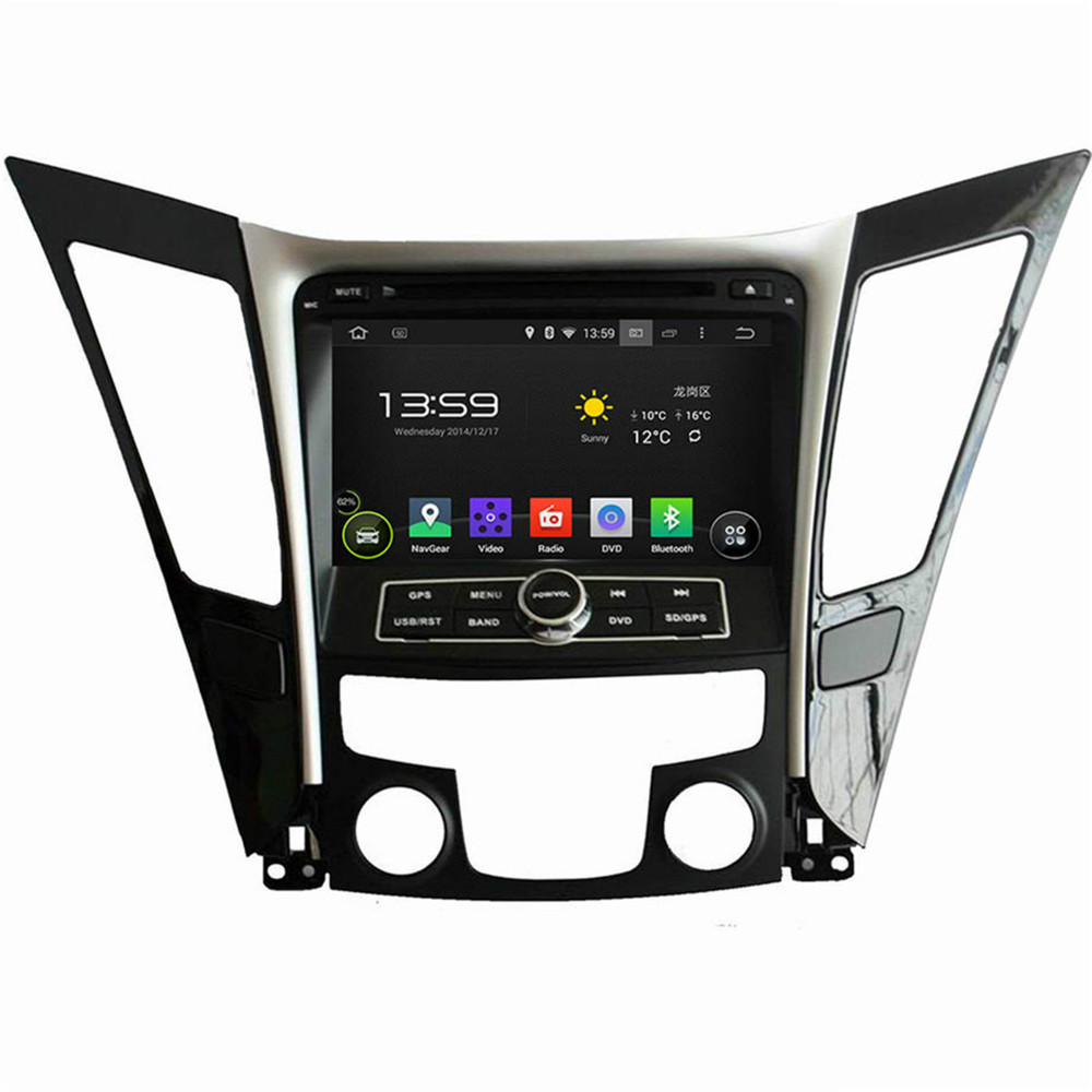 8inches Capacitive Screen Quad Core Android 4 4 Car Dvd