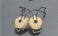 FMA Peltor Sordin Element Kask Rail Adapter Set dla Comtac I/II Słuchawki Akcesoria Airsoft Polowanie Biegów Adapter Słuchawkowy zamontować