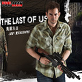 Super Cool America The Last of Us Shirts Joel Cosplay Clothing Casual Gentleman Men Cotton Shirt