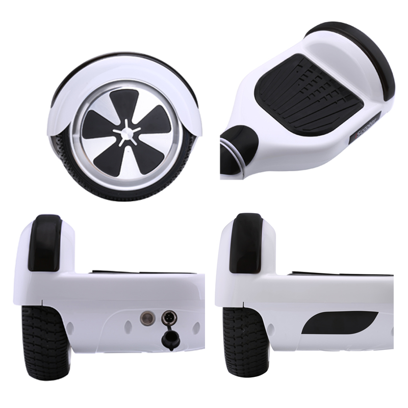 Iscooter Hoverboard Ul2722 350w 10km H 4 4ah 36v With