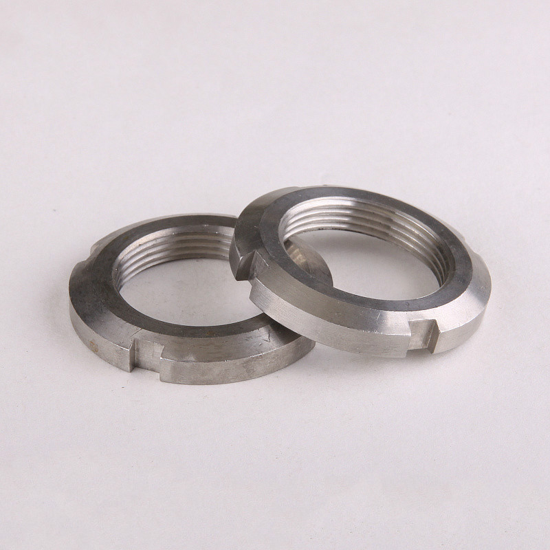 1PCS GB812 Stainless Steel 304 Slotted Nut M68/70/72/76/80 1pcs 7mbr25sa120 70