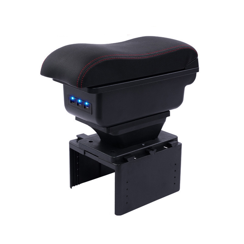 For Lada Kalina armrest box central Store content box with cup holder ashtray decoration products accessories Generic modelFor Lada Kalina armrest box central Store content box with cup holder ashtray decoration products accessories Generic model