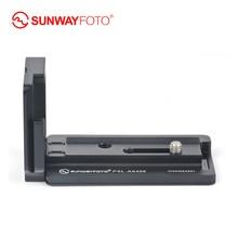 SUNWAYFOTO PSL-A6400 головка штатива быстросъемная l-пластина для sony a6400 l-кронштейн быстросъемная пластина аксессуары для камеры