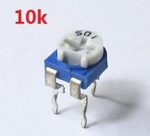 30PCS RM065 10K ohm Trimmer Potentiometer (RM-065 103) Trimmer Resistors Variable adjustable Resistor