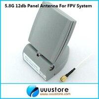 5.8 جرام 5.8 جيجا هرتز لوحة 12db هوائي هوائي التوجيه sma ل نظام fpv av المرسل استقبال