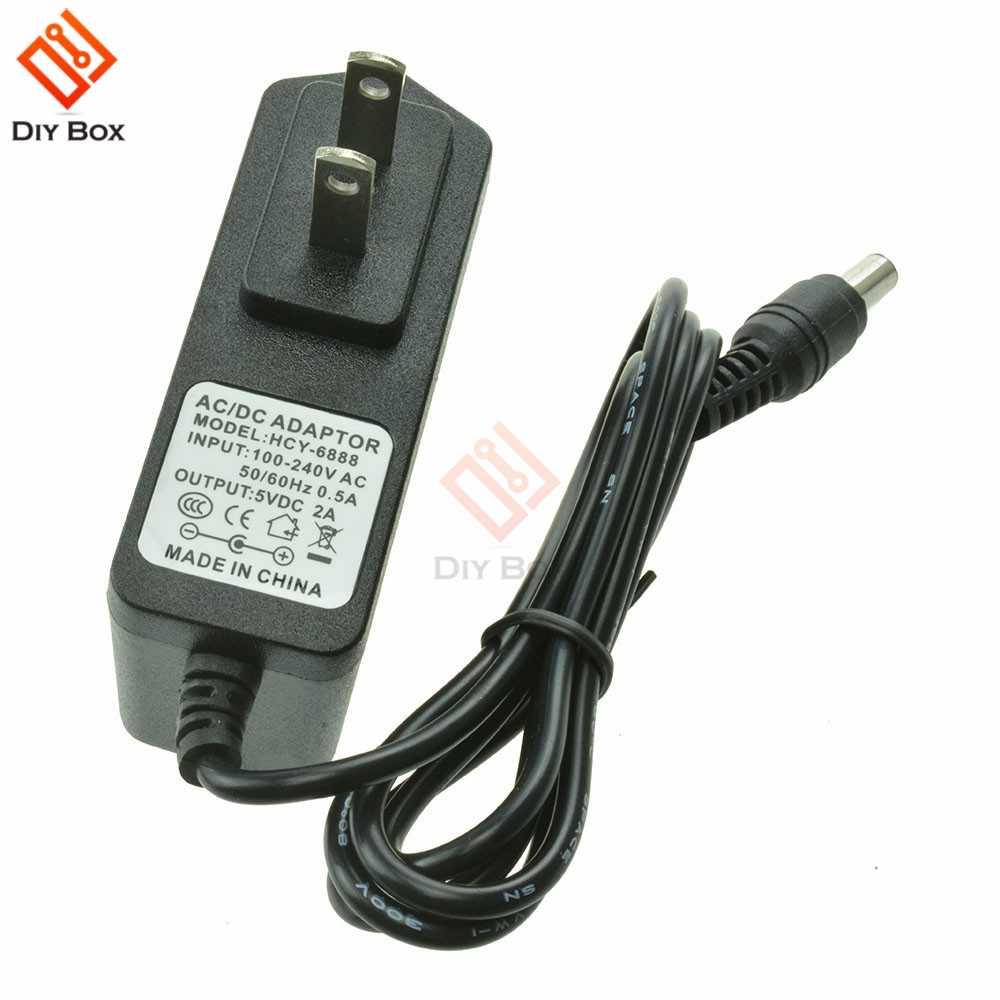 JVSISM Cargador EU Enchufe AC 110V 220V convertidor 24V 1A Fuente de alimentacion del Adaptador Negro