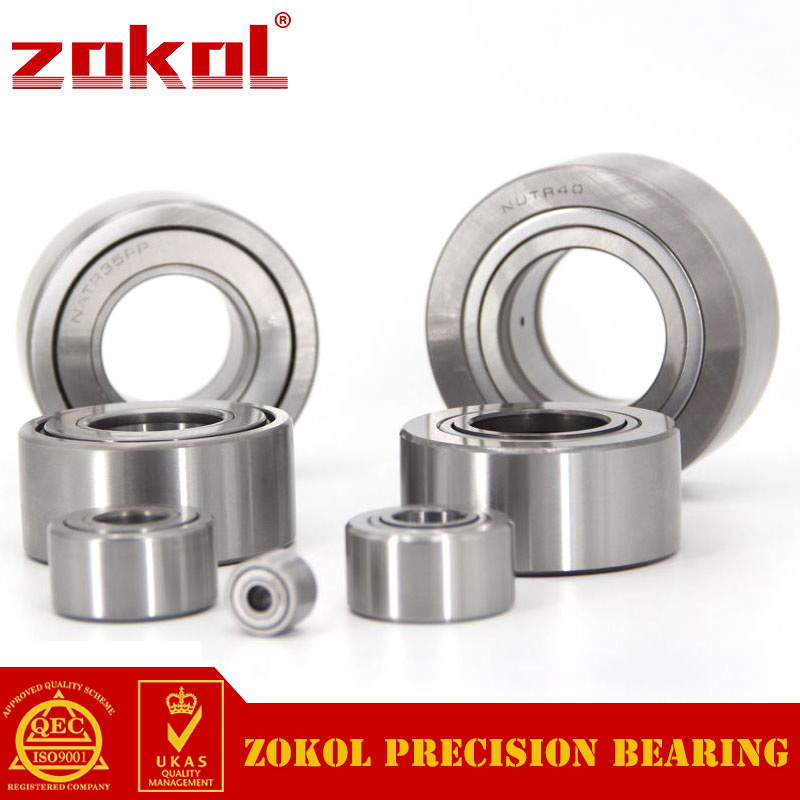 ZOKOL bearing  NATR40PP Yoke Track Roller Bearing 40*80*32(30)mm рюкзак mesuca 25л mhc 24635 кр серый 32 18 46см терилен