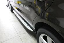 Car Styling Refitting Auto Parts Running Boards Side Steps Fit For Mercedes ML Class Benz  W166 Vechile