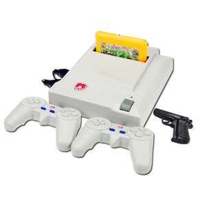Image 1 - Cdragon TV game D31 yellow card inserted double handle 8 bit game FC retro console video game interactive nostalgic nes