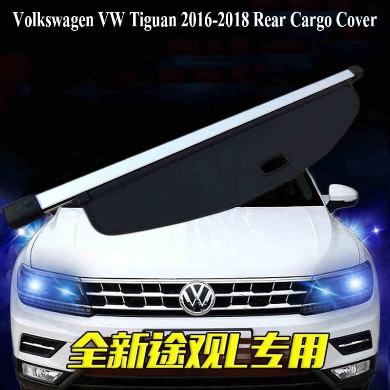 For Volkswagen VW Tiguan 2016.2017.2018 Rear Cargo Cover