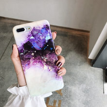 Luxury Dream Crystal Style Phone Case For iphone X Case For iphone 8 6 6s 7 plus Back Cover Fashion Soft IMD Cases Glossy Capa(China)
