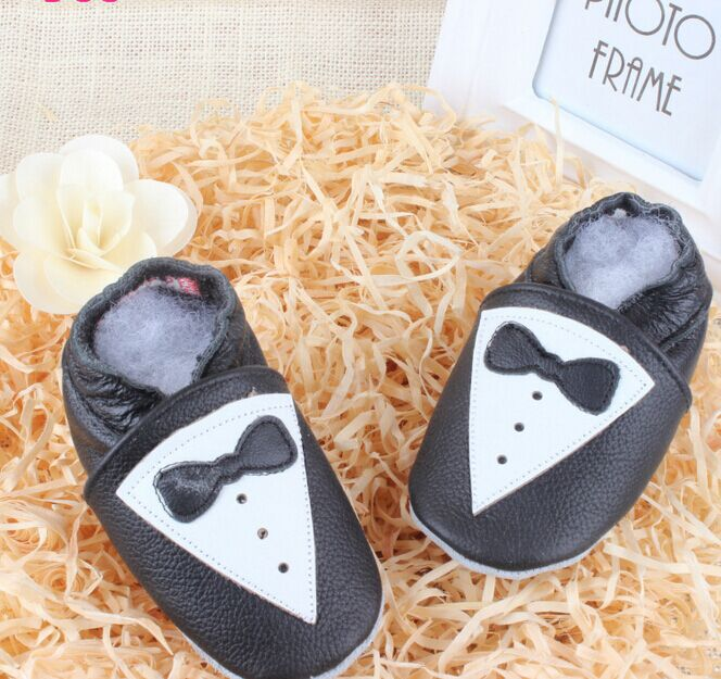 Unisex Baby Shoes Genuine Leather Soft Sole baby moccasins infantil Shoes First Walkers Fit 0-24 Months