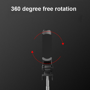 Image 5 - Wireless Bluetooth Tripod Selfie Stick Horizontal and Vertical Shooting Live Mobile Phone Stand Selfie with Remote Selfie Sticks