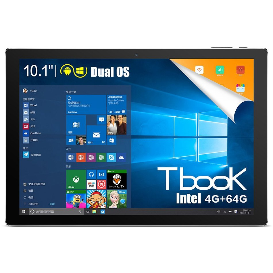 Best original teclast tbook 10 2 in 1 tablet pc 10 1 inch for 2 window in 1 pc