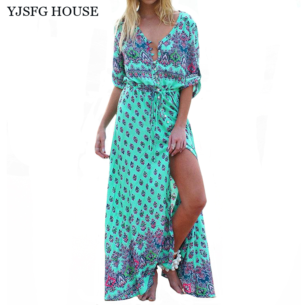 Womens House Dresses Promotion-Shop for Promotional Womens House ...