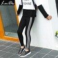 LouisDog девушки основные леггинсы брюки подростков узкие брюки хлопок Весна Осень размер 6-16Y