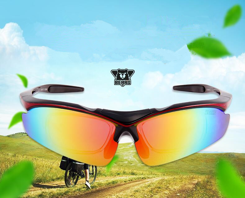 Подробнее о Outdoor Sports oculos bike Cycling Eyewear UV400 Polarized Cycling Glasses Mountain Bike Glasses Sunglasses Gafas Cicismo foenixsong 2017 brand new kids sunglasses gafas oculos de sol multi frames retro children sun glasses black pink eyewear