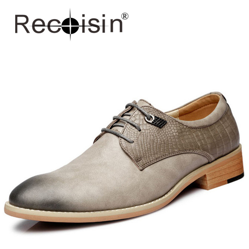 Ferro Aldo AD01 Men's Lace Up Stitched Slip On Party Oxfords, Color Grey, Size by Ferro Aldo Currently unavailable.