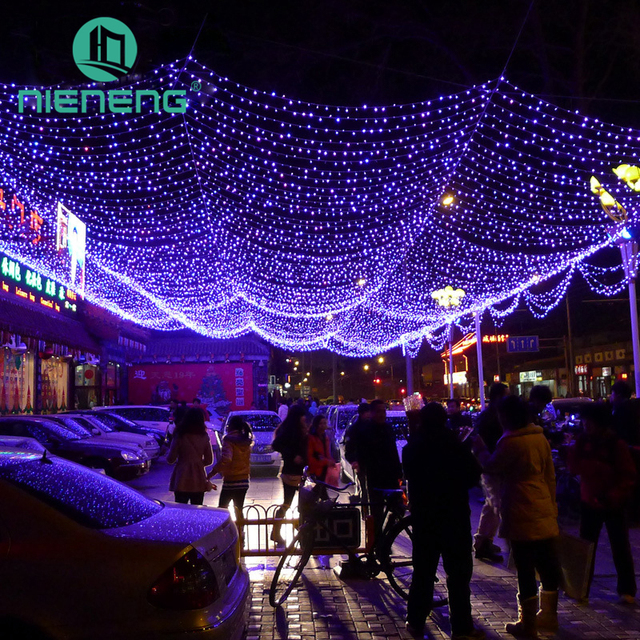 nieneng led solar energy string lights solar powered outdoor waterproof fairy light christmas wedding party decoration - Solar Powered Outdoor Christmas Decorations