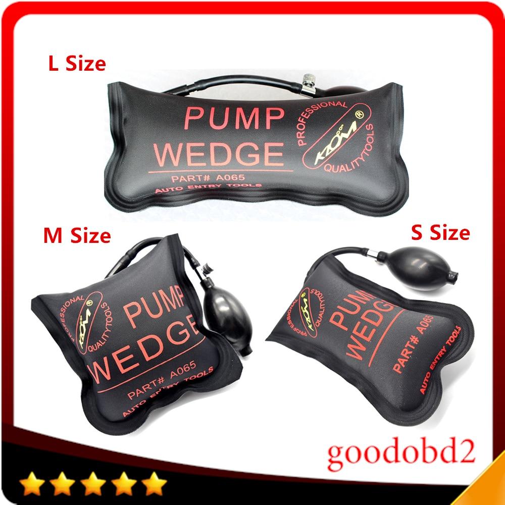 Professional Diagnostic Tool KLOM Pump Wedge Air Wedge Hand Pump Auto Entry Tools PDR Dent Repair