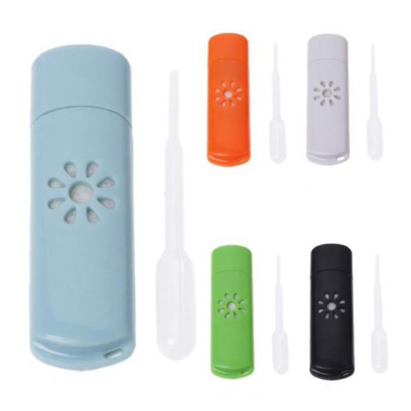 Portable USB Aromatherapy Air Purifier With The USB Essential Oil Diffuser Repellent Fresh Indoor Air Filter For Auto