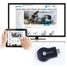 HIPERDEAL WiFi Display Miracast  Multi-screen interactive Miracast HDMI TV Dongle Wifi Display Receiver 1080P HD Audio JANN06