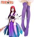 Fairy Tail Titania Erza Scarlet Para Sempre Imperatriz Armadura Meias Cosplay Acessador