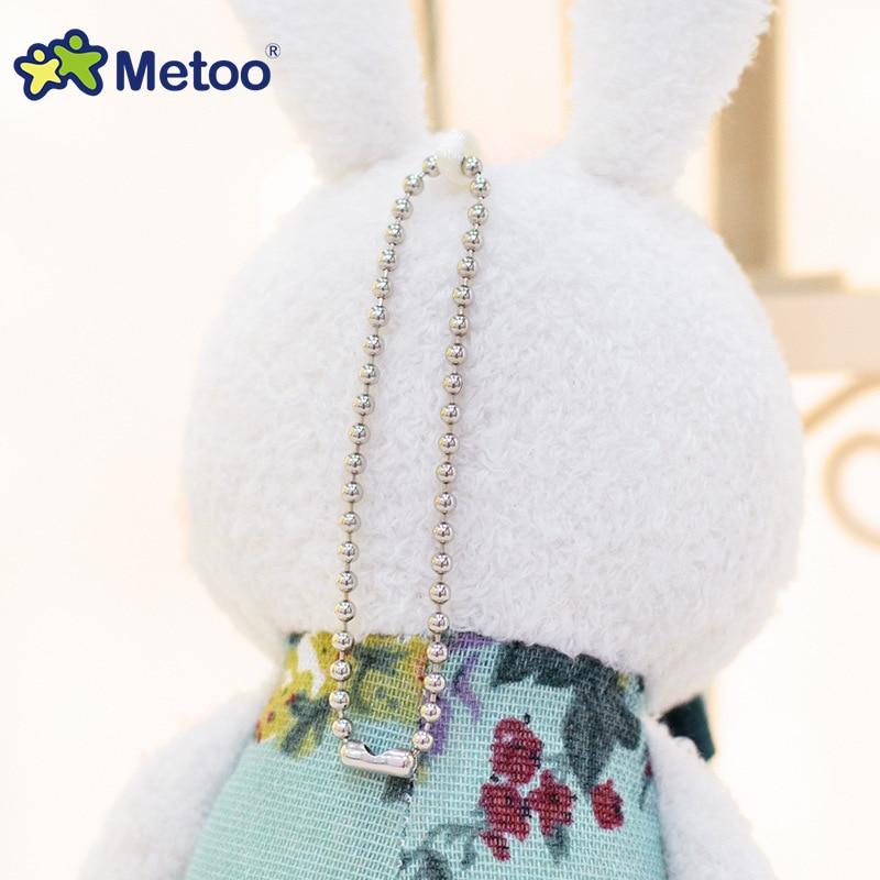 Angela kanin dockor Metoo 35cm baby plysch leksak docka söt söt - Dockor och gosedjur - Foto 5