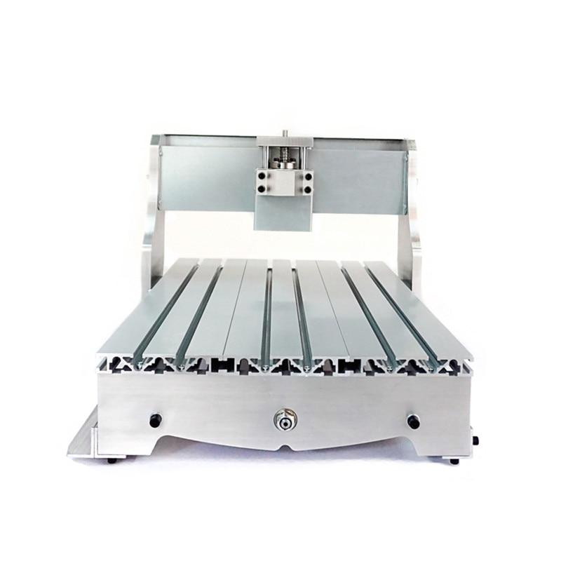 CNC router Machine Frame DIY CNC Suitable CNC engraver 3040 1500W 0.8KW 500W Spindle fixture 65mm high quality 3040 cnc router engraver engraving machine frame no tax to eu