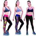 Feitong Hot 3D Patchwork Printed Leggings Women Gymnastics Clothes Punk Rock Fitness Clothing Spandex Legins #OR1