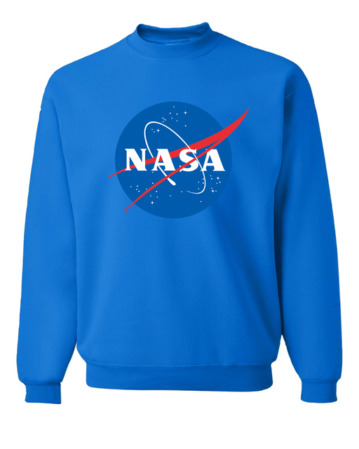 NASA hoodies Men The Martian Matt Damon sweatshirt 2017 High Quality O Neck IMPORT SPACE brand tracksuits autumn fleece pullover