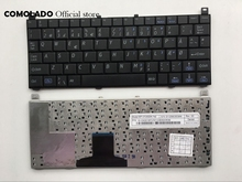 DK Denmark laptop keyboard For TOSHIBA NB100 NB101 NB105 Black Layout