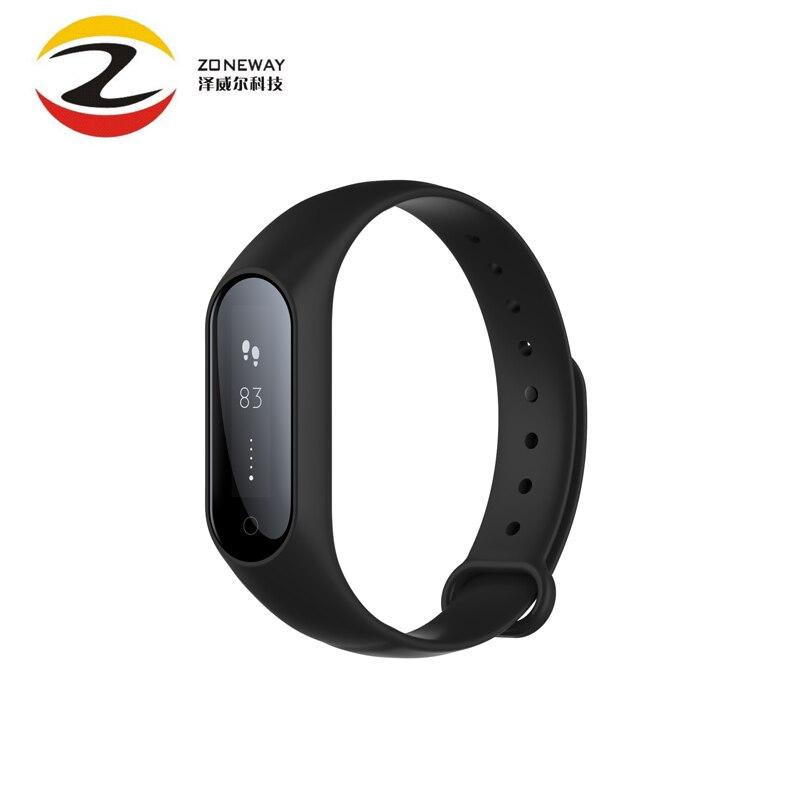 2017 IPX67 Waterproof Smart Wristband Y2 plus Smart Heart Rate Sleep Monitor Smart Bracelet For Ios